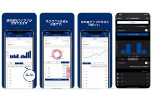 アプリ:グラフメーカー