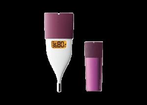婦人用電子体温計